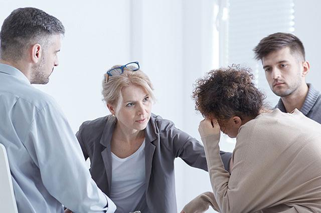 Disturbi d'ansia: sintomi e cura